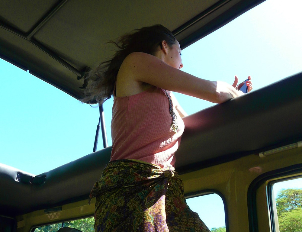 safari parc Manyara