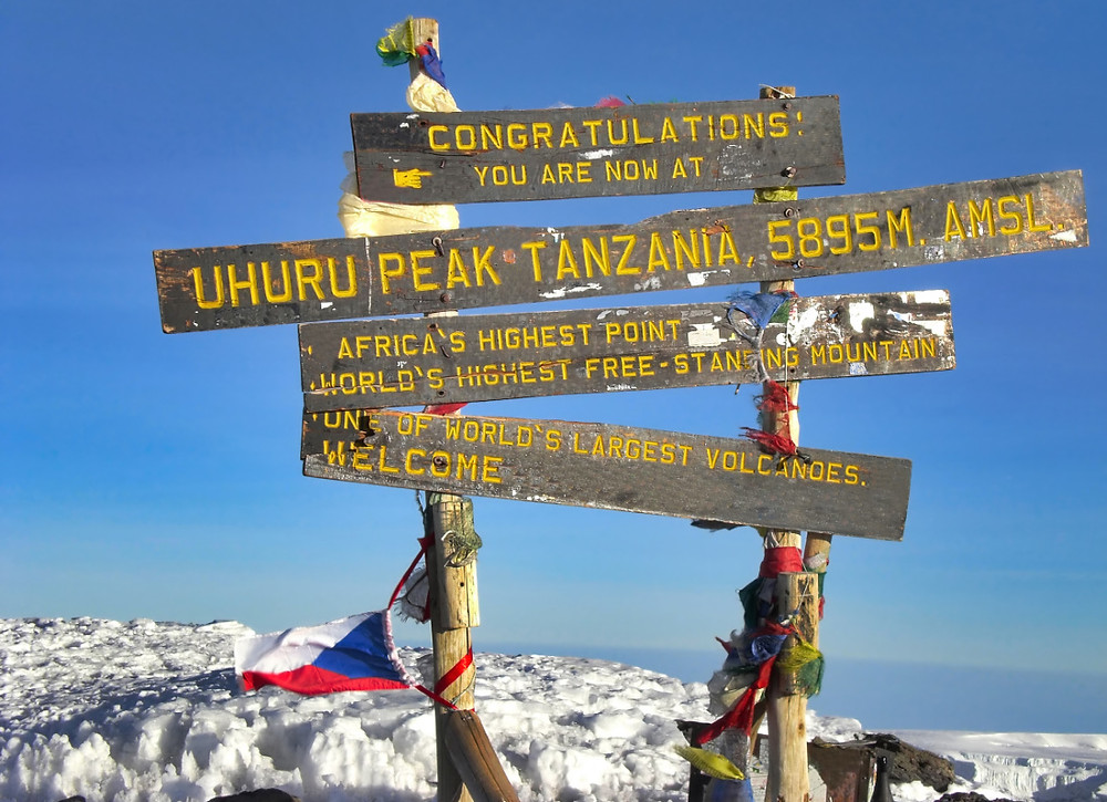 Kilimandjaro Trek Afrique