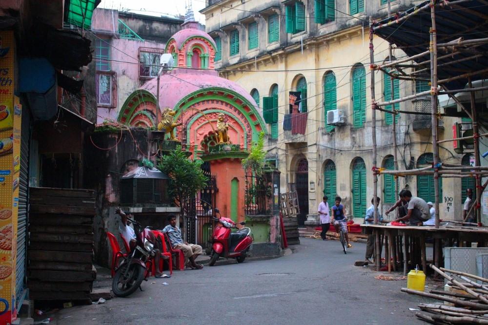 rues de Calcutta