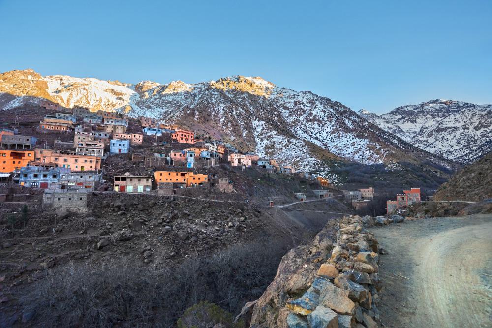 Trek Afrique Maroc