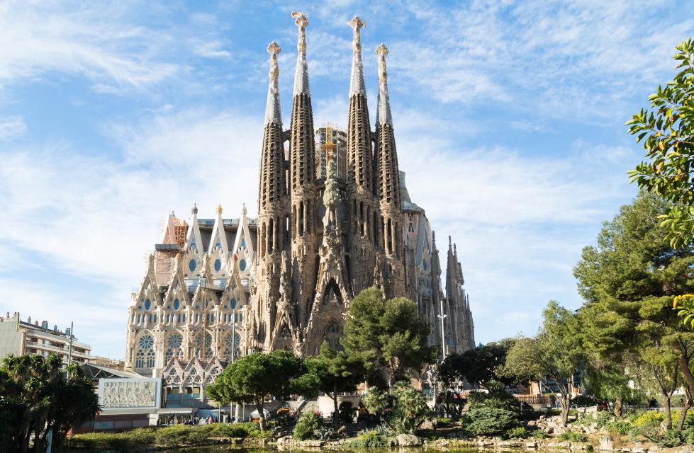 lieux d'intérêt Barcelone Sagrada Familia