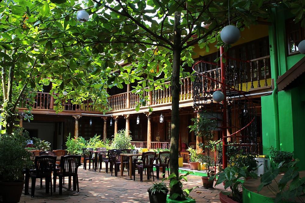 où manger Fort Cochin