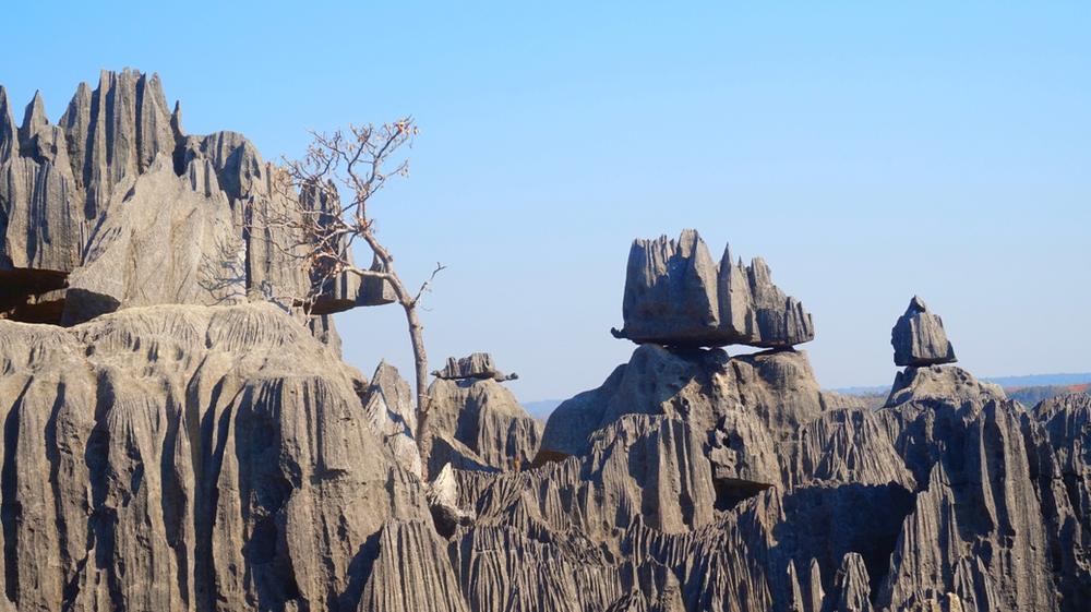 Tsingy paysages
