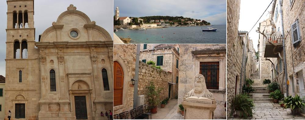 patrimoine Hvar croatie