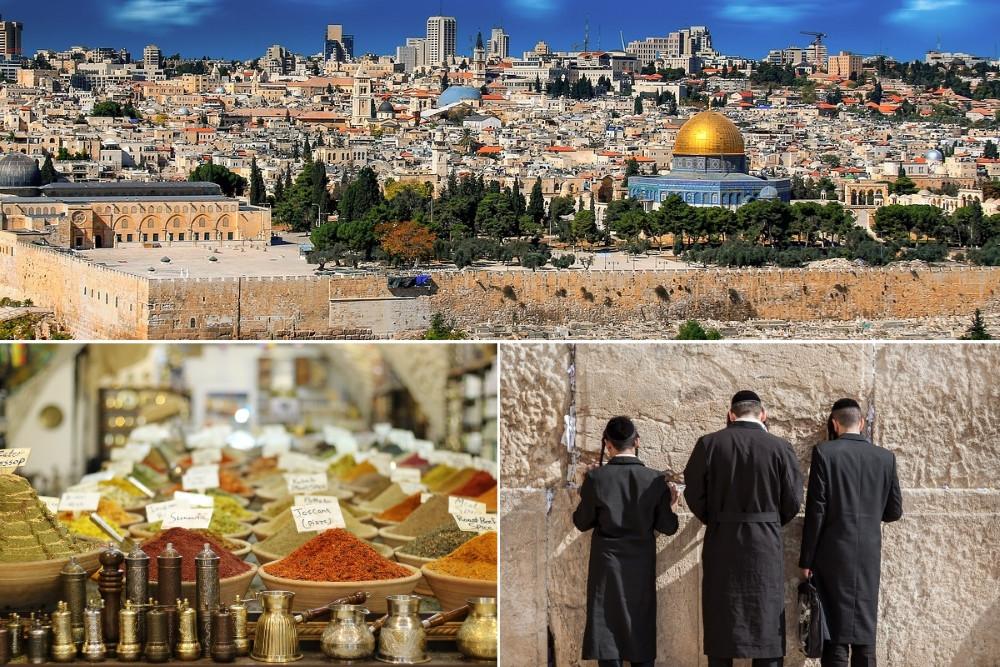 Tel Aviv 6 jours