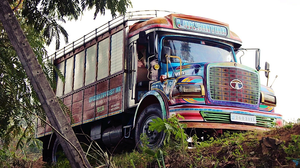Ella au Sri Lanka Bus