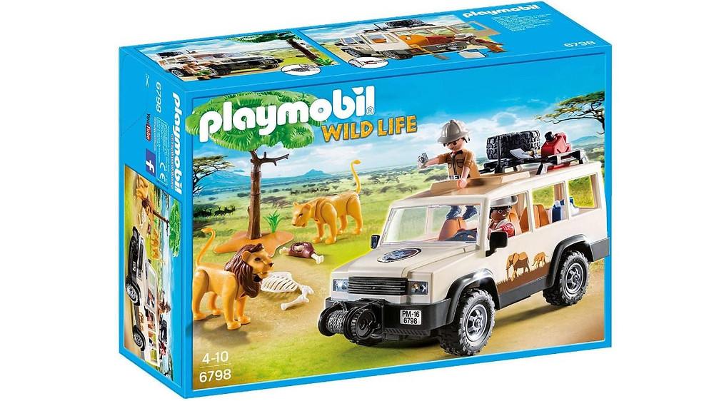 Playmobil aventurier