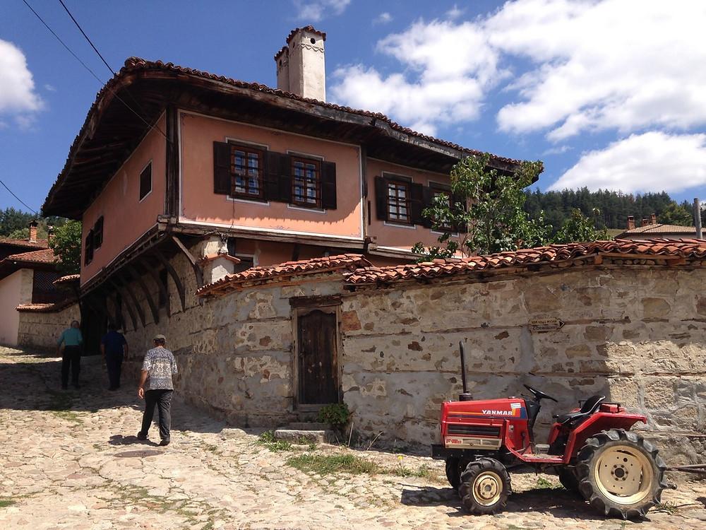maisons Koprivchtitsa en Bulgarie