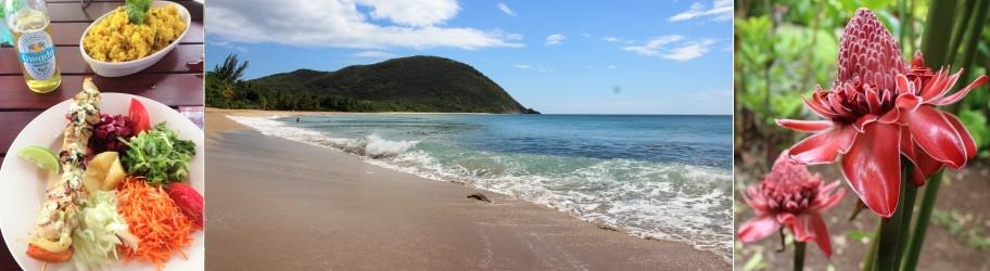 Visite de Basse Terre en Guadeloupe