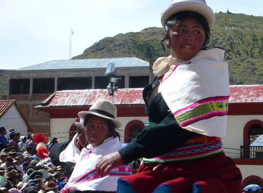 Puno au Pérou, Virgen de la Candelaria et îles Uros