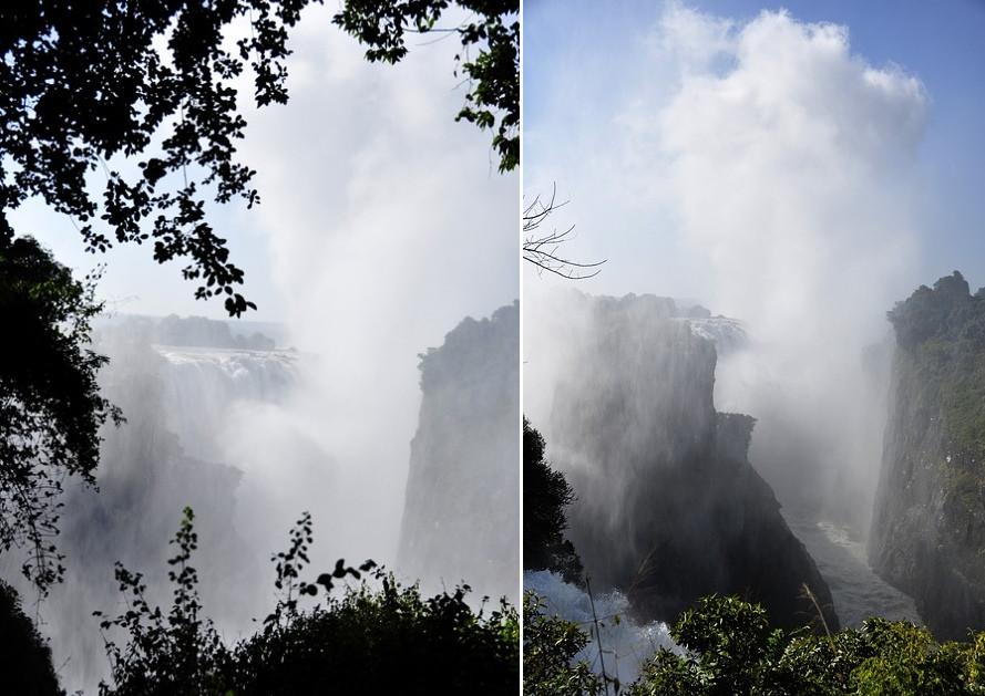 chutes Victoria zimbabwe brume