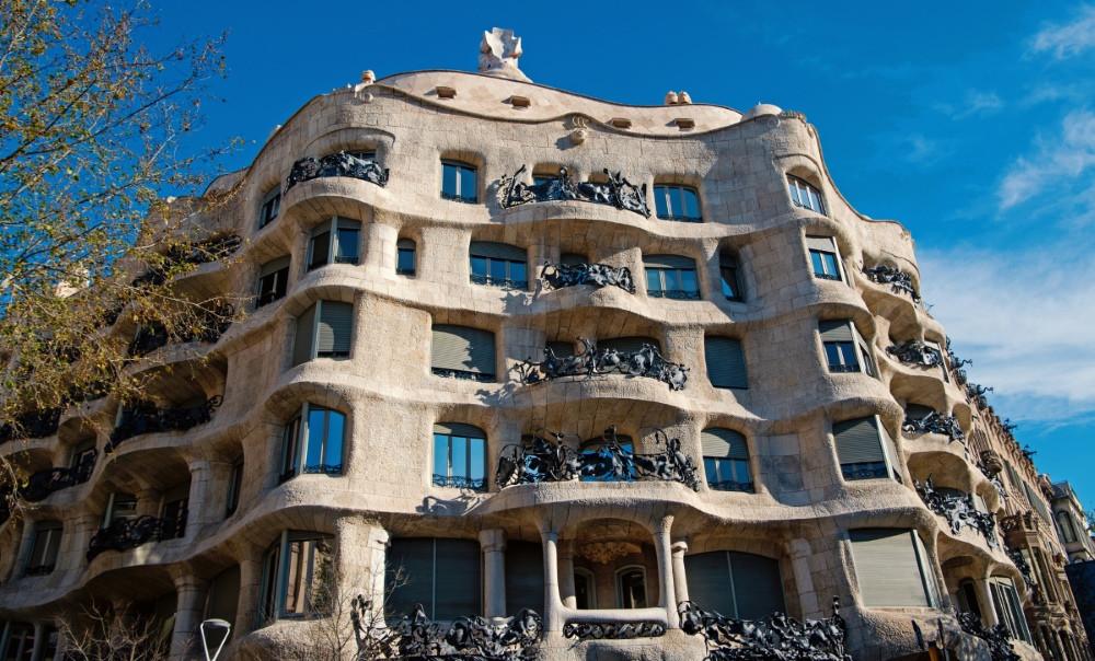 Barcelone La Pedrera