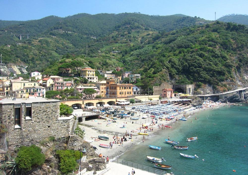 Monterosso al Mare cinq terre