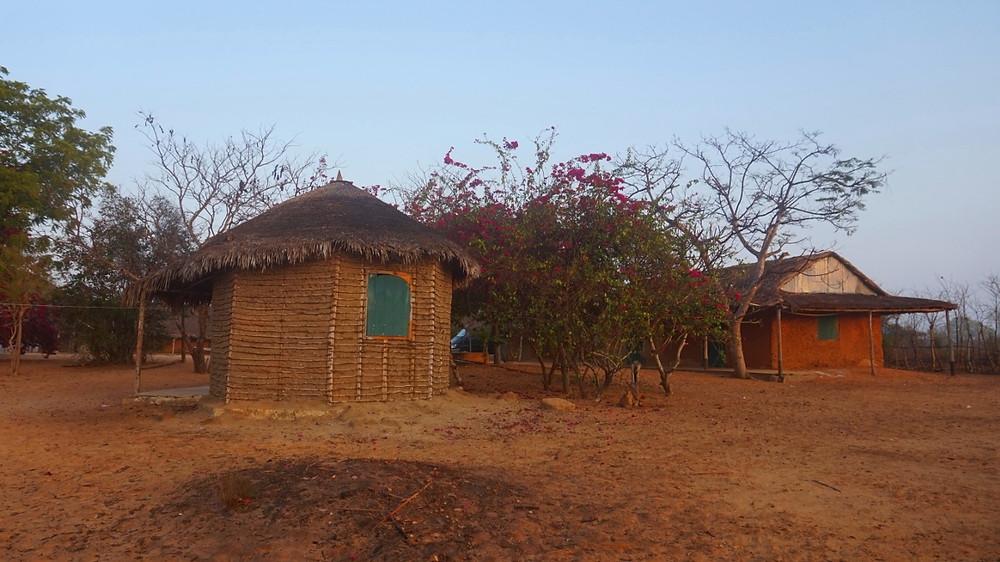 Le centre d'hébergement de Tsaravahiny de Mangily