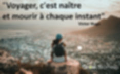 citation de voyage Victor Hugo