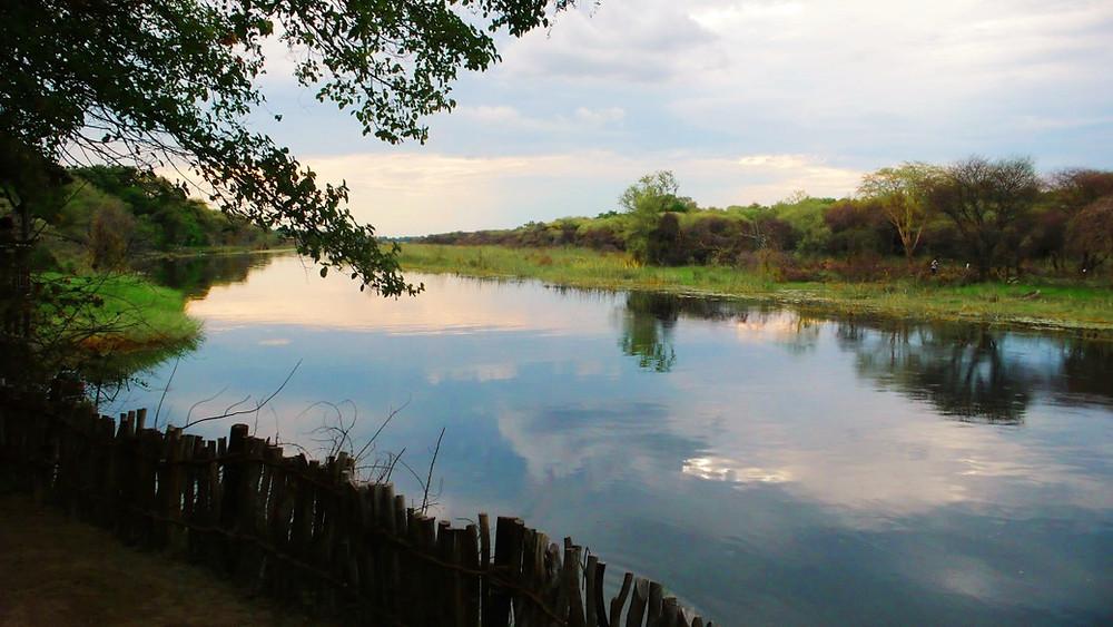rivière Thamalakane