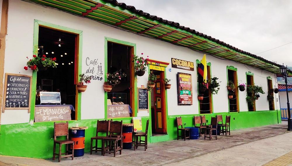 Café Cocora Salento en Colombie