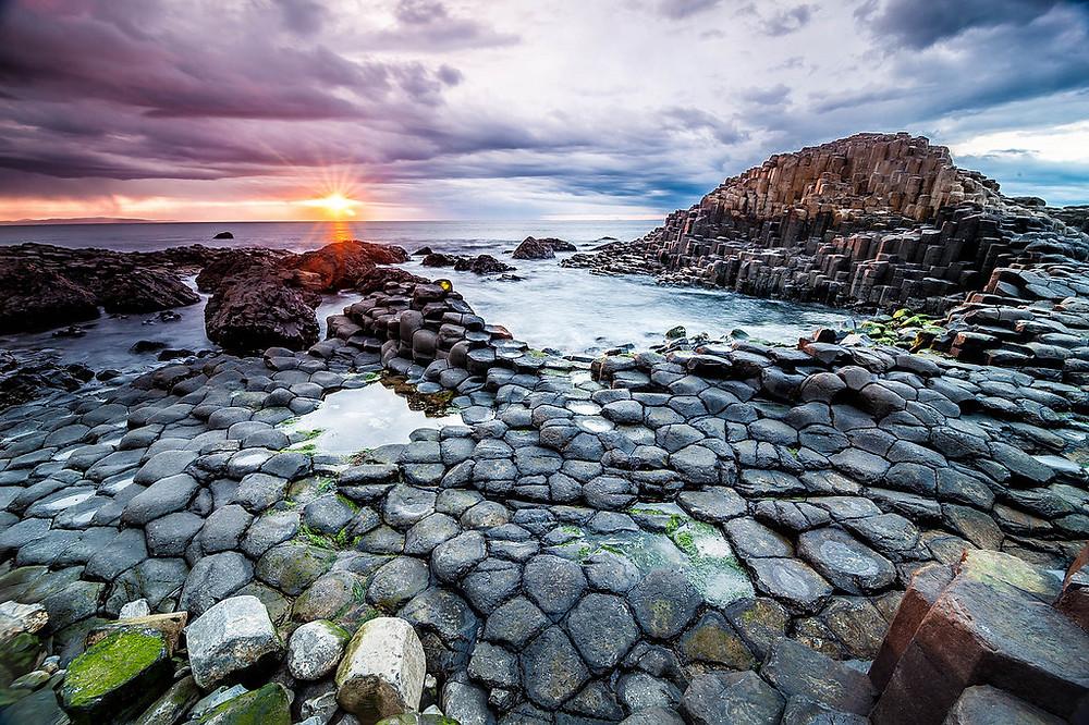 chaussée des géants irlande