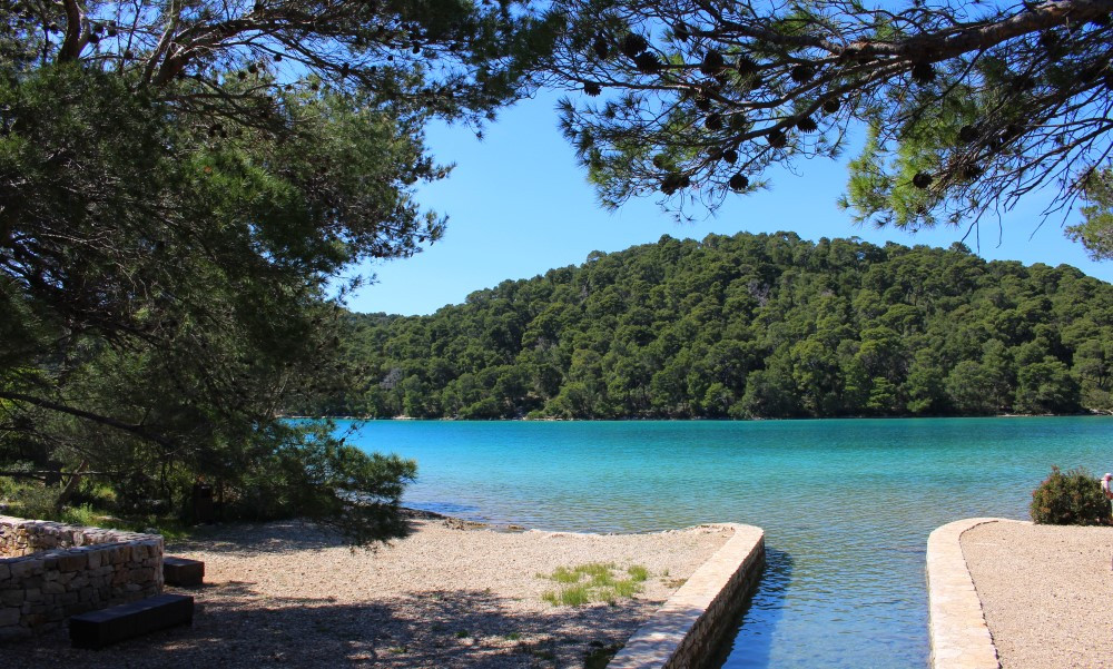 Mljet Croatie parc national