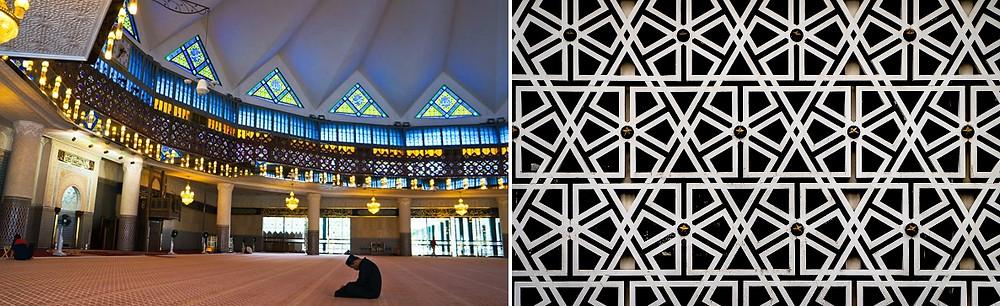 mosquée kuala lumpur 2 jours