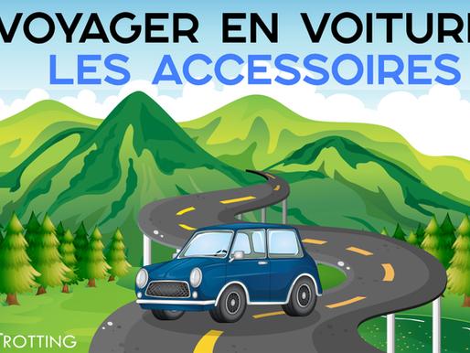Accessoires de voyage pour la voiture