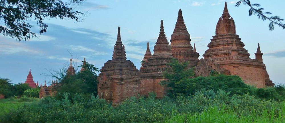 Bagan blog de voyage Myanmar