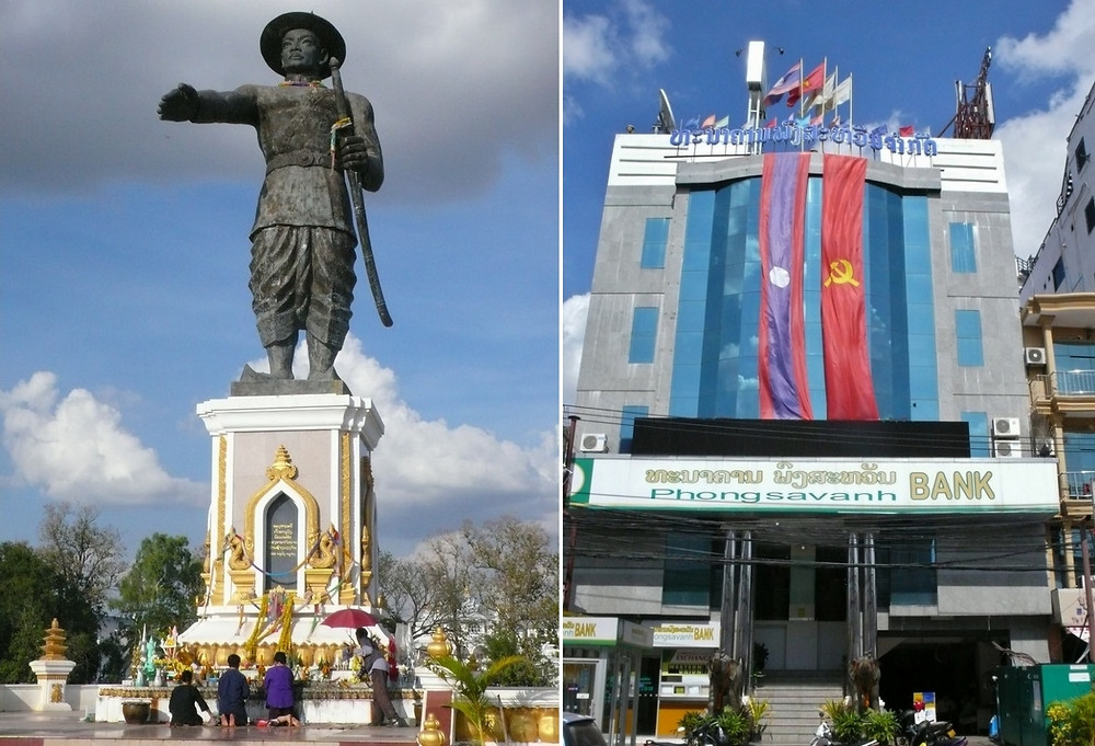 vientiane Laos visite