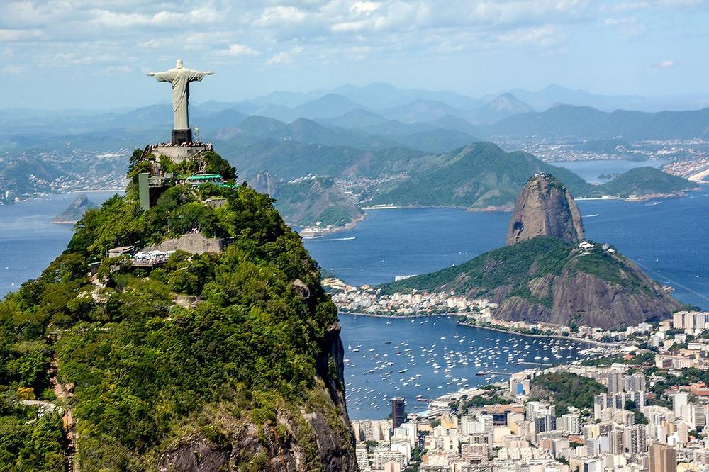 Christ Rédempteur de Rio