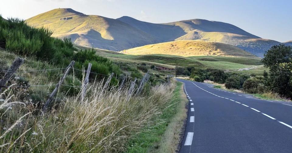 route road trip en France