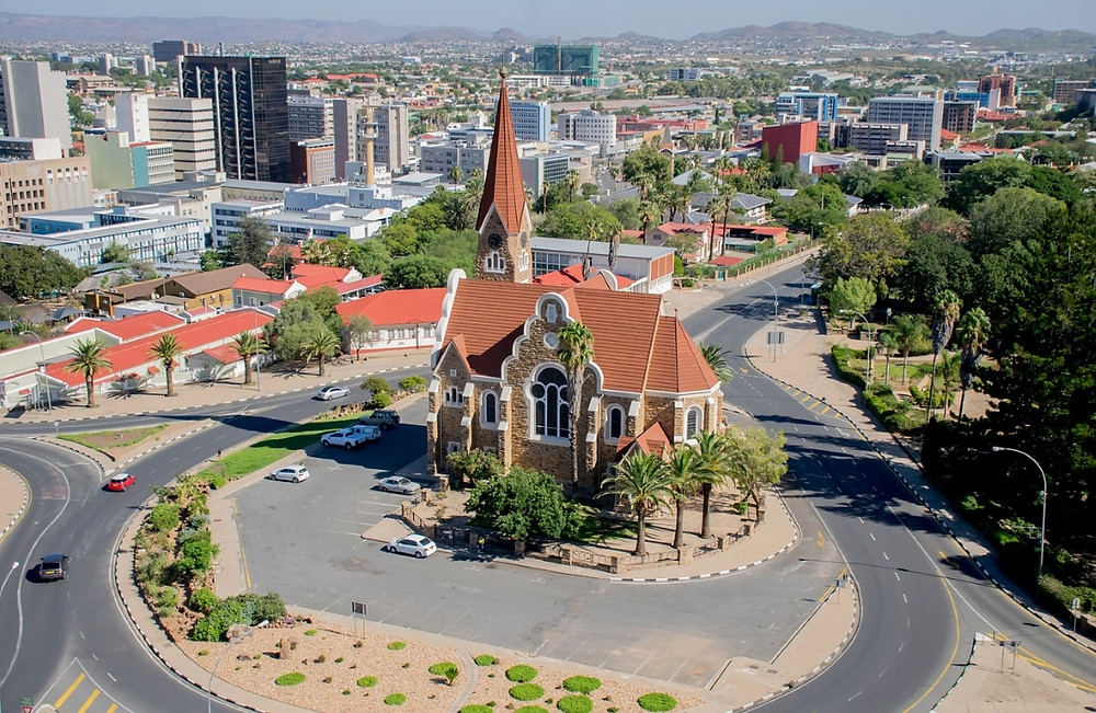 église du Christ de Windhoek