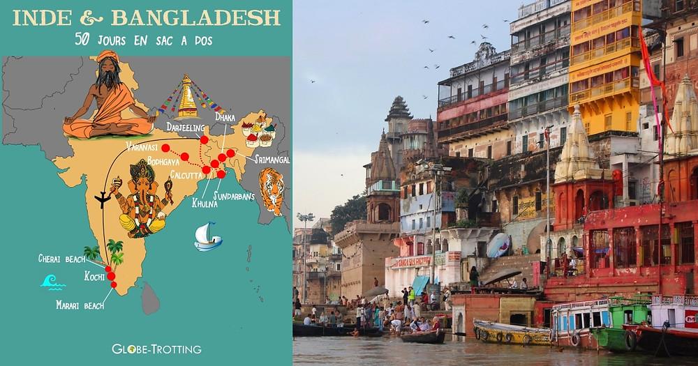 Voyage Inde Bangladesh