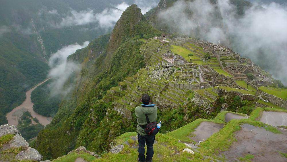 Machu Picchu Visite