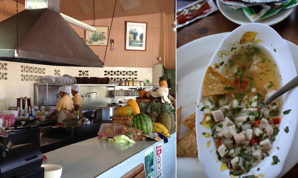 restaurant Alajuela au Costa Rica