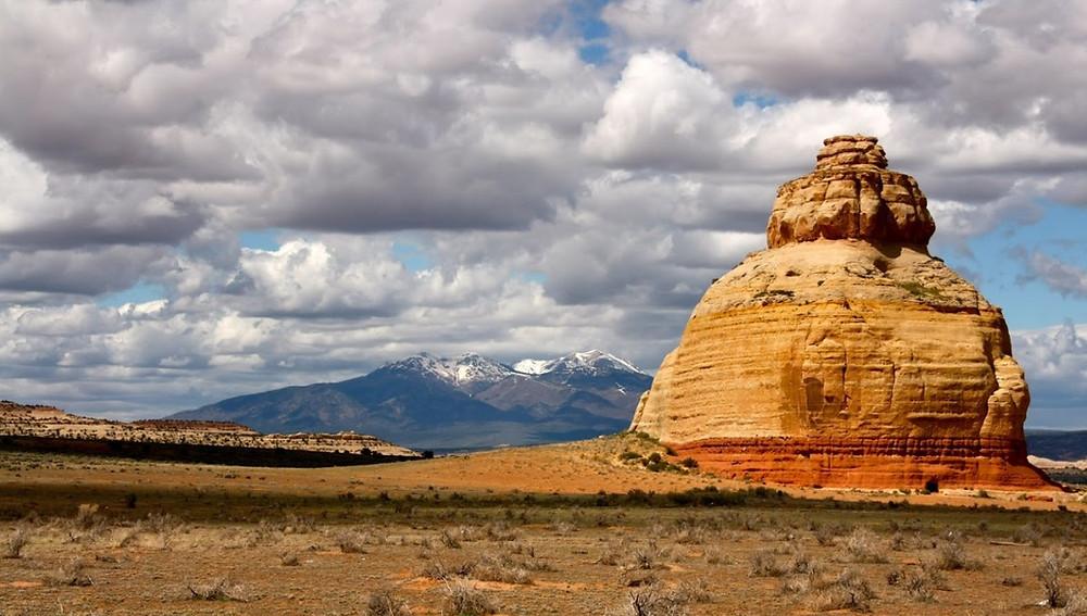 la Church Rock dans l'Utah