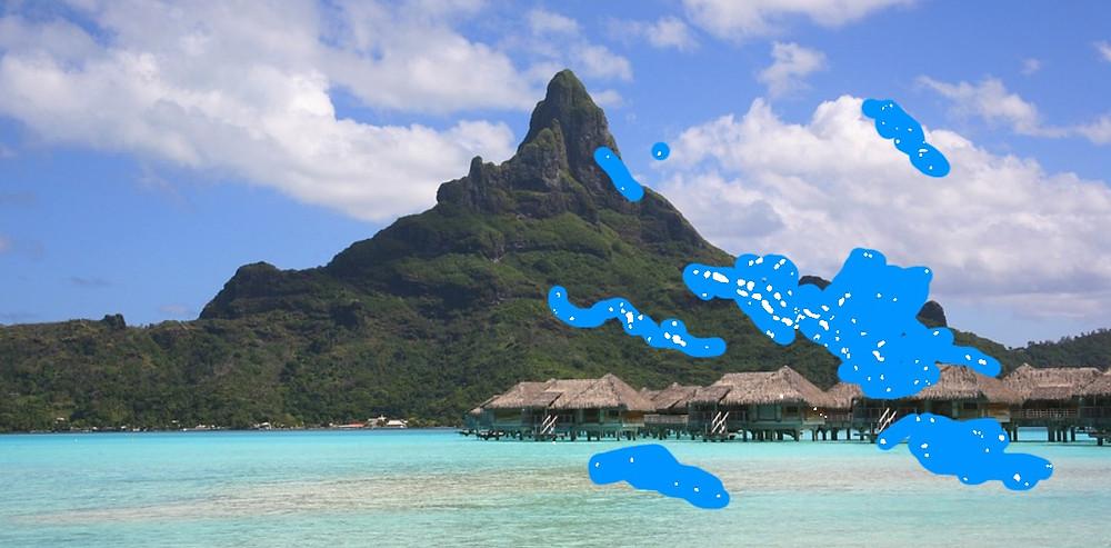 Croisière en Polynésie Française