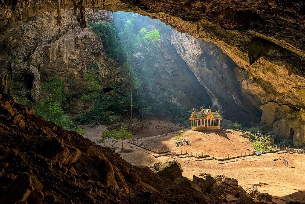 visiter grotte Phraya Nakhon