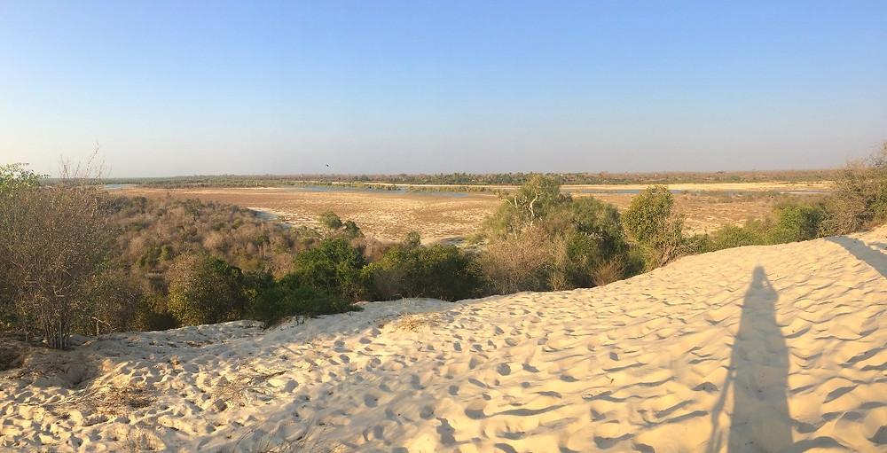 dunes Tsaravahiny de Mangily