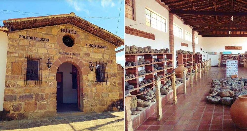 Museo Arquelogico y Paleontologico de Guane