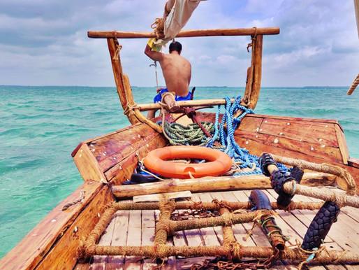 Le Safari Blue à Zanzibar