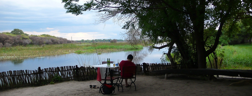 Maun Botswana voyage