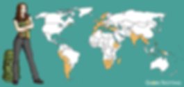 Blog Voyage carte
