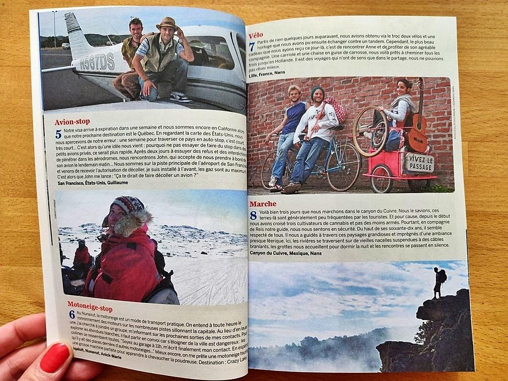 Bible du grand voyageur 2021 page 6