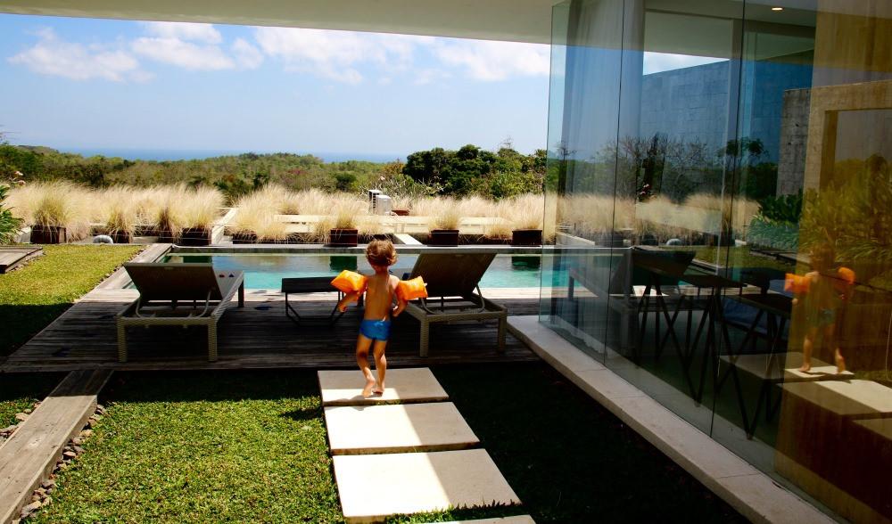 enfant Hideway villa Uluwatu Bali