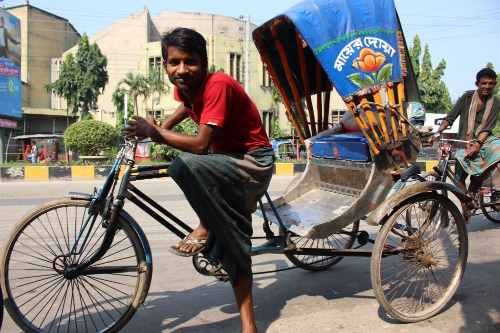 Rickshaw Art Khulna  Bangladesh