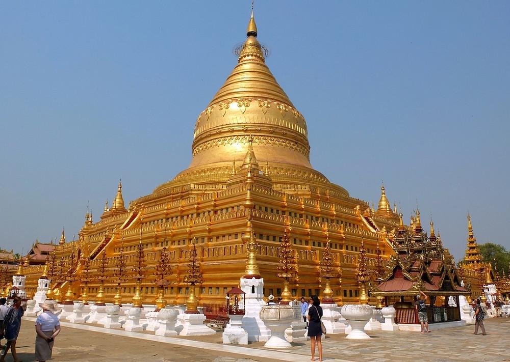 Bagan Pagode Shwezigon