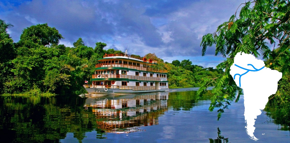 Croisière sur l'Amazone