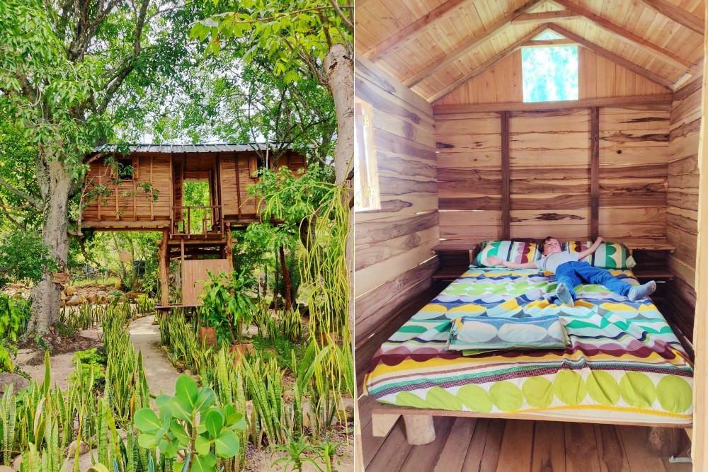 randonnée Guane Colombie maison d'hote