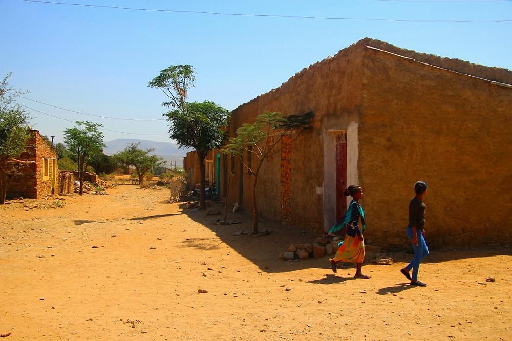 wukro gheralta ethiopie