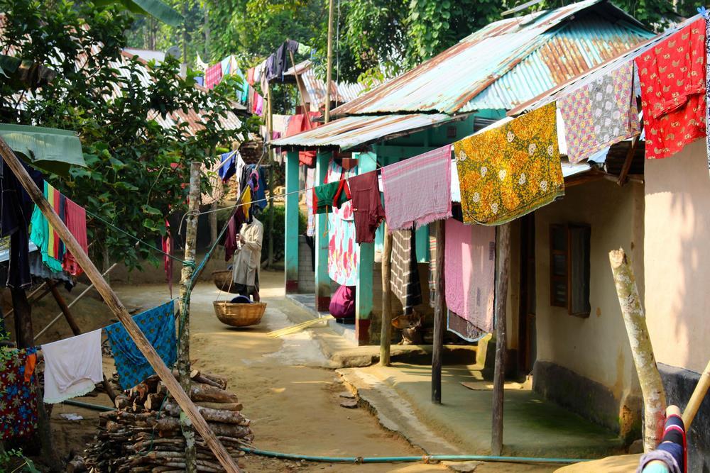 village tribal srimangal