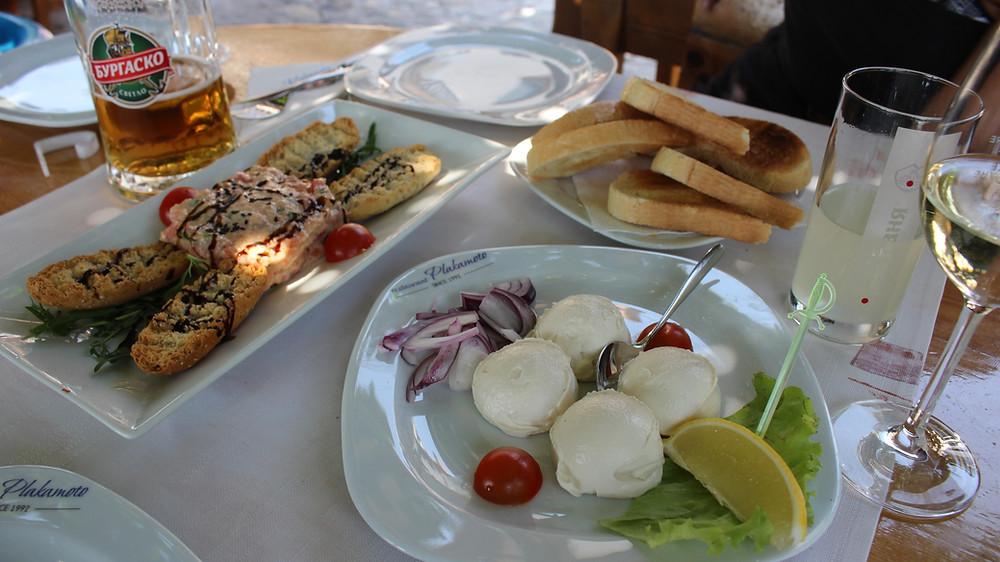 restaurant Nessebar bulgarie